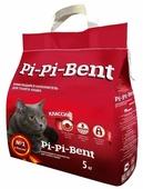 Комкующийся наполнитель Pi-Pi-Bent Классик 5 кг