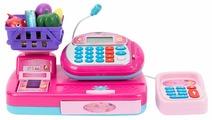 Касса S+S Toys с продуктами (ES-FS-34366N)