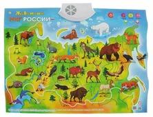 Электронный плакат Рыжий кот Животный мир России