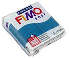 Полимерная глина FIMO Soft запекаемая синий калипсо (8020-31), 57 г
