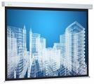 Рулонный матовый белый экран cactus Wallscreen CS-PSW-183x244