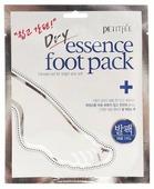 Petitfee Dry essence foot pack 1 пара