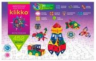 Конструктор Знаток Klikko 452 детали