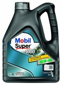 Моторное масло MOBIL Super 1000 X1 15W-40
