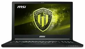 Ноутбук MSI WS63 8SL