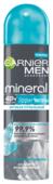 Дезодорант-антиперспирант спрей Garnier Men Mineral Эффект Чистоты