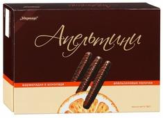 Набор конфет Ударница Апельтини апельсиновые палочки 160 г
