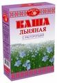Добрый лён Каша льняная с расторопшей, 400 г