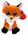 Мягкая игрушка ABtoys Лисичка рыжая 15 см
