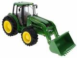 Трактор Tomy John Deere 6830 (42425) 1:16 42 см