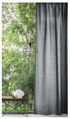 Гардины Волшебная ночь Рогожка Базальт 721880 на ленте 270 см