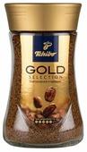 Кофе растворимый Tchibo Gold Selection, стеклянная банка