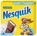 Шоколад Nesquik молочный с молочной начинкой порционный