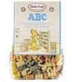 Макаронные изделия Dalla Costa ABC с томатами и шпинатом (с 3-х лет)