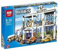 Конструктор Lepin Cities 02073 Городской двухуровневый гараж