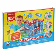 ErichKrause Домик игровой для раскрашивания Artberry Knight Castle (39256)
