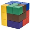 Набор геометрических фигур Световид Кубики для всех