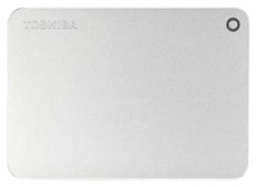 Внешний жесткий диск Toshiba Canvio Premium for Mac 3TB White