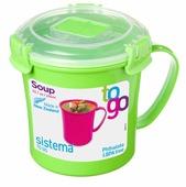 Sistema Кружка суповая TO GO 21107