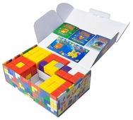 Развивающая игра Корвет кубики для всех