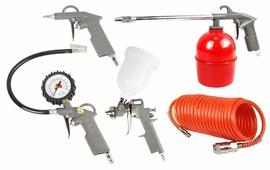 Набор пневмоинструментов FoxWeld AERO
