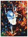 "Белоснежка Картина по номерам ""Танец души"" 30х40 см (031-AS)"
