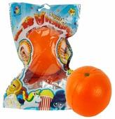 Игрушка-мялка 1 TOY Апельсин Т12396