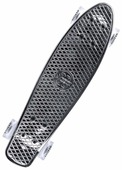 Лонгборд MaxCity Plastic Board Metallic Small