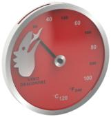 Термометр Sawo 232-TM2-DRF