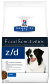 Корм для собак Hill's Prescription Diet Food Sensitivities z/d Original