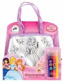 MultiArt Набор для росписи сумки Принцессы (B1525859-PR)