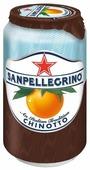 Газированный напиток Sanpellegrino Chinotto Померанец