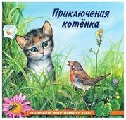 "Гурина И.В. ""Познаем мир вокруг нас. Приключения котенка"""