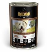 Корм для собак Belcando Отборное мясо с печенью