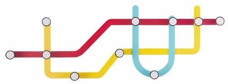 Вешалка Umbra Subway