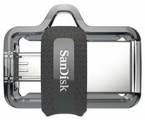 Флешка SanDisk Ultra Dual Drive m3.0 64GB