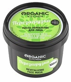 Organic Shop маска Organic Kitchen Перезагрузка обновляющая