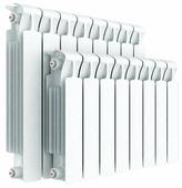 Радиатор секционный биметаллический Rifar Monolit 500