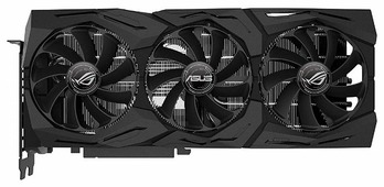 Видеокарта ASUS GeForce RTX 2080 1515MHz PCI-E 3.0 8192MB 14000MHz 256 bit 2xHDMI HDCP Strix Gaming