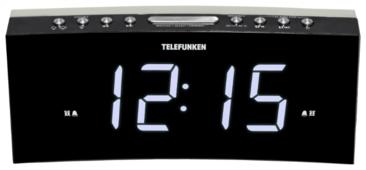 Радиобудильник TELEFUNKEN TF-1569U