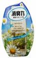 Shoushuuriki Жидкий дезодорант – ароматизатор для комнат с ароматом ромашки 400 мл