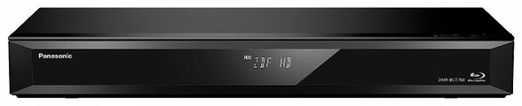 Blu-ray/HDD-плеер Panasonic DMR-BCT760