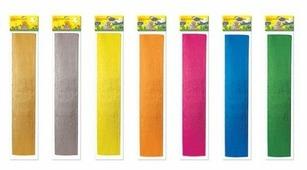 Цветная бумага крепированная Каляка-Маляка, 50х250 см, 5 л., 5 цв.