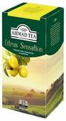 Чай черный Ahmad tea Citrus sensation в пакетиках