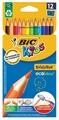 BIC Цветные карандаши Evolution 12 цветов (82902910)