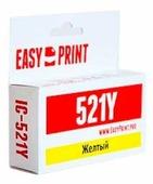 Картридж EasyPrint IC-CLI521Y