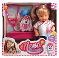Кукла Dimian Baby Nena Ветеринар, 36 см, BD382