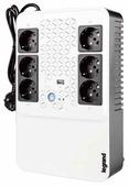 Интерактивный ИБП Legrand KEOR Multiplug 600VA (3 100 81) new