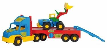 Набор техники Wader Super Truck - Эвакуатор с трактором (36520) 78 см