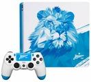 """Игровая приставка Sony PlayStation 4 Slim 500 ГБ """"Zenit Lion"""""""